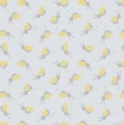 Lewis & Irene - Small Things Mythical & Magical - 5920- Fairies in Grey - SM9.1 - Cotton Fabric